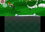 Screenshot: Mario und Luigi laufen vor Feinden davon