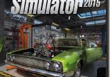 Cover: Ein grüner Oldtimer der in der Werkstatt steht und gerade repariert wird.