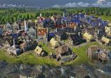 Screenshot: Detailansicht einer Stadt am mehr.