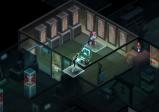 Screenshot: Ein Agent schleppt eine betäubte Wache an einen anderen Ort