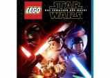 Wii U Cover: einige Charaktere aus Star Wars als LEGO Figuren