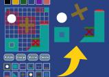 Screenshot: Ein Text erklärt den Levelcreator des Spieles auf Englisch.