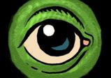Das Logo von Incredipede ist ein Auge.