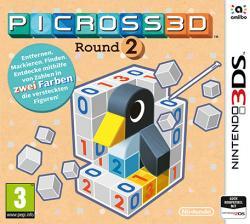 Cover: ein Block aus einzelnen Würfeln mit Zahlen darauf und eine Pinguin Figur
