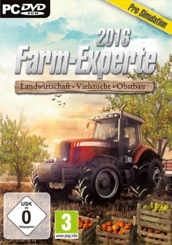 Cover: Ein Traktor steht im Sonnenuntergang vor zwei Obstbäumen.
