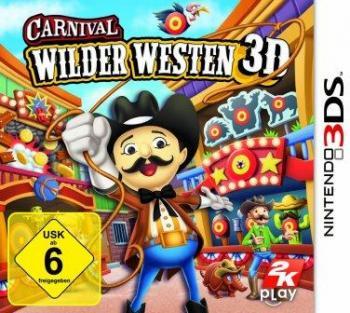 Das Titelbild zeigt einen Cowboy vor einer Wild-West-Stadt.
