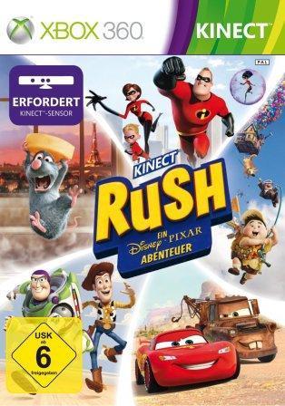 Das Coverbild zeigt verschiedene Disney-Pixar-Helden.