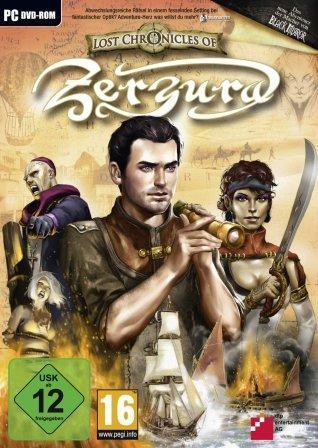 Das Coverbild zeigt die Spielhelden und ihre Gegner/-innen im Hintergrund.