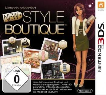 Das Coverbild zeigt viele Bilder aus dem Spiel und eine junge Frau.