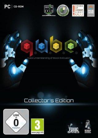 Das Coverbild zeigt blau leuchtende Hände mit bunten Spielelementen.