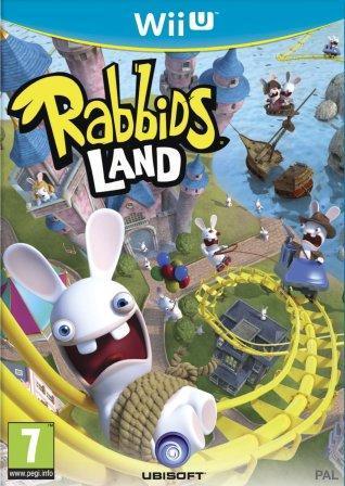 Das Coverbild zeigt gefesselte Hasen auf der Achterbahn.