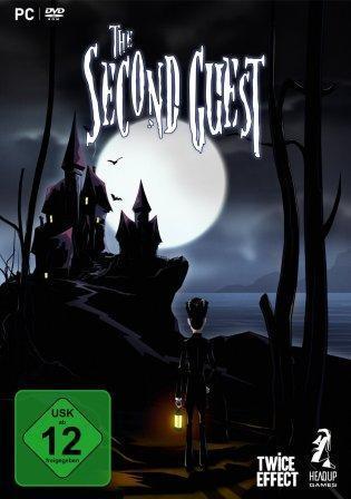 Das Coverbild zeigt ein dunkles Schloss vor dem Vollmond.