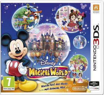 Cover mit Micky Mouse und Freunden