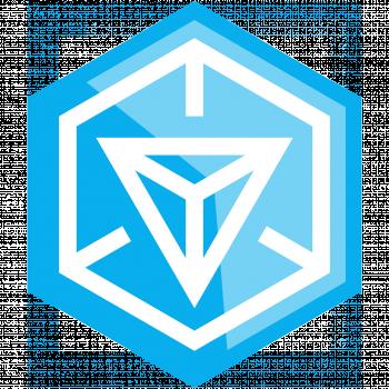 """Logo von """"Ingress"""""""