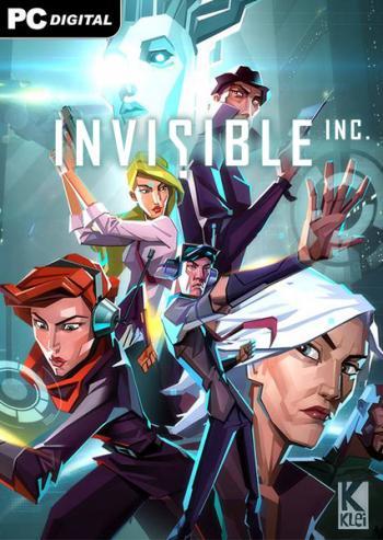 Cover: Comic-Illustration verschiedener weiblicher und männlicher Spione in diversen Action-Posen