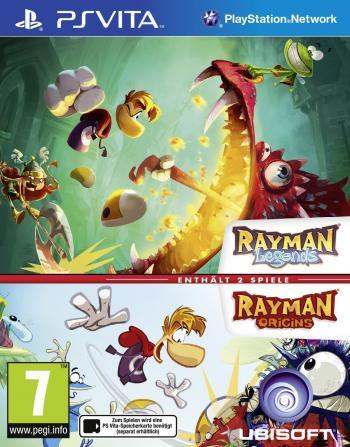 Cover: Boxart zeigt die Covers der beiden Spiele