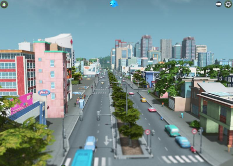 cities skylines how to change style to a city