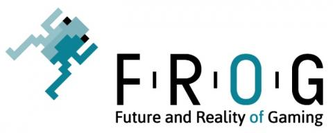 Logo der Fachtagung FROG