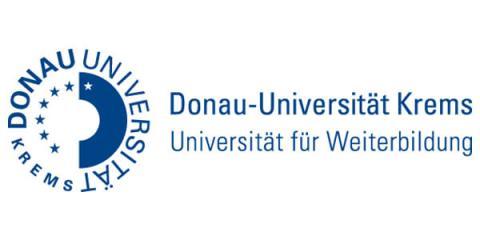 Logo der Donau Universität Krems