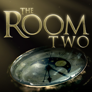 """Cover von """"The Room Two"""" mit einer Taschenuhr"""