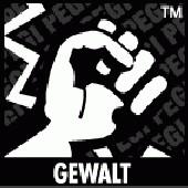 PEGI Symbol Gewalt: Eine zuschlagende Faust